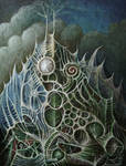 Magic Mountain by FrodoK