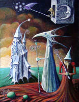 Land of forgotten dreams by FrodoK