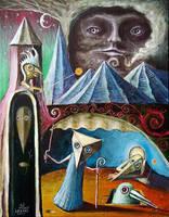 Masters of dreams by FrodoK