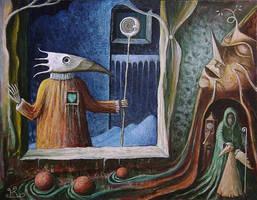 Guardian of Dreams by FrodoK