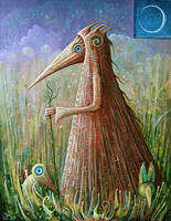 Grassland Shaman by FrodoK