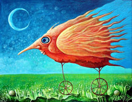 Birdrider III by FrodoK