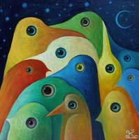 Dream Messengers II by FrodoK