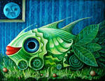 Magical Fish IV by FrodoK
