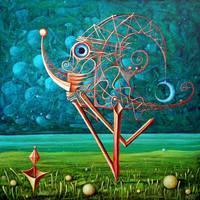 Geometricus XXV by FrodoK
