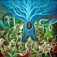 Magic Tree by FrodoK