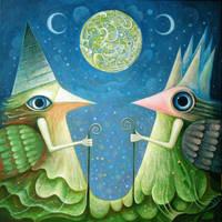 Magicians of Dreams III by FrodoK
