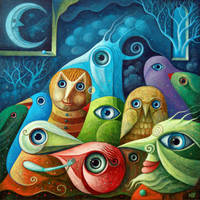 Friends of magical dreams II by FrodoK