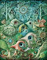 Guardians of Magic Garden VII by FrodoK
