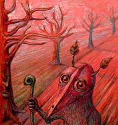 Return of The Woodman by FrodoK
