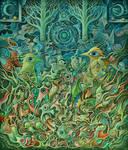 Guardians from Garden of Dreams II by FrodoK