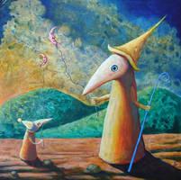 Moon stories by FrodoK