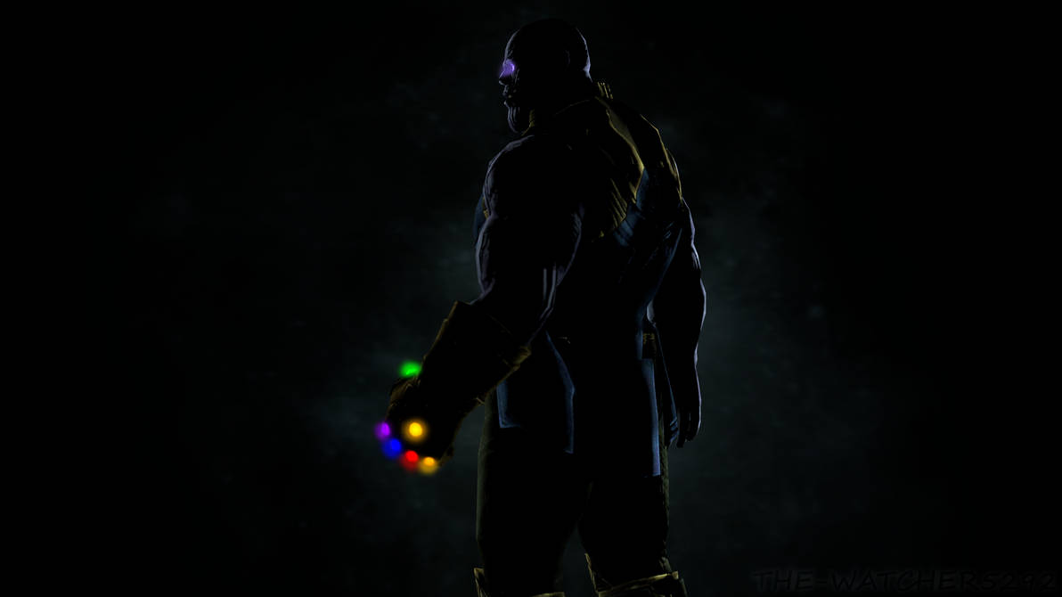 The Mad Titan by The-Watcher5292