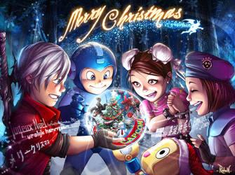 Merry Christmas 2015 ! by RaphooN