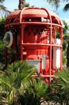 Red Submarine by Danelp