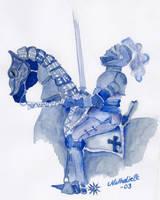Knight by Nat0-o