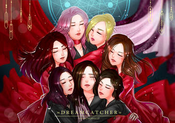 Dreamcatcher : The End of Nightmare by monoChromacat