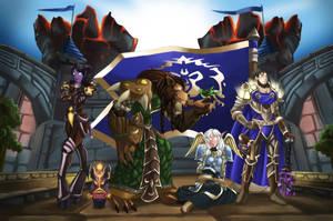 Allianced Taurens Final by yapi