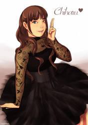 Chiharu by yapi