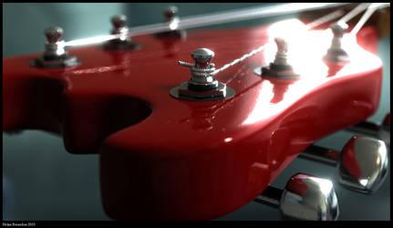 Hard Rock Guitar by Nolan-Brunsdon