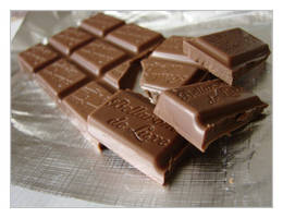Chocolate by aquamen1983