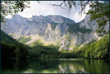 Austrian lake by sz1
