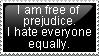 Free of Prejudice by Sergeant-McFluffers