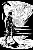 Daredevil by SORD21
