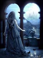 Dark chambers of my mind by Kechake