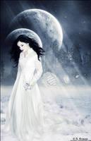 Lilywhite Sorrow by Kechake