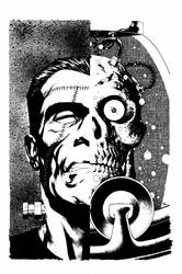 Punisher Cover:013 by mike2112mckone