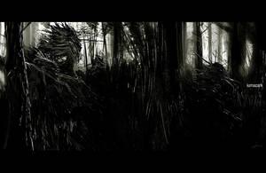 Silent Owls by iumazark