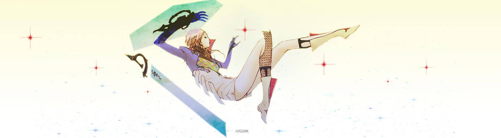 Lightning Returns - FFXIII  - Galatic Gala by iumazark