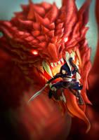 Dragon's Wrath by KawaINDEX