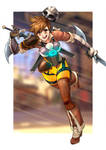 Tracer Medieval by KawaINDEX