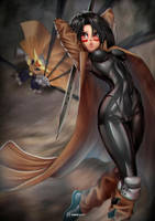 Alita, Battle Angel by KawaINDEX