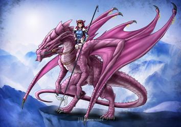 Medieval D-va by KawaINDEX