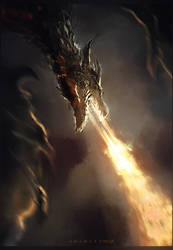 Alduin by G-R-I-M-A