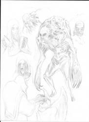 Rando Sketches 12: The Hag by RedLuigi2887