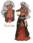 katalin by xCassx