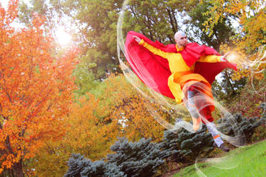 Air Dance by PixelMagus