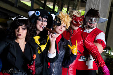 The Phantom Thieves by PixelMagus