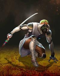 Jihad AD by Mshindo9