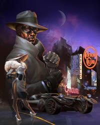 Harlem Shadow Art. by Mshindo9