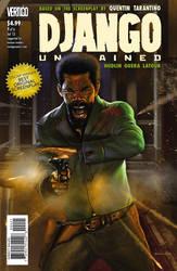 DJANGO UNCHAINED #4 by Mshindo9