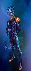 Aqua-lung by Mshindo9