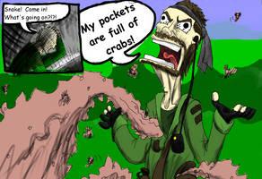 Big Boss's Problem by Sniper-Bait