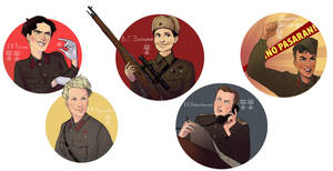 heroes of Stalingrad by nazgul136