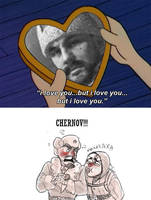 I Love You,but...COD ver. by nazgul136