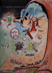 Clover by Aqueous-dreams